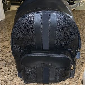Houston Coach Leather Bag